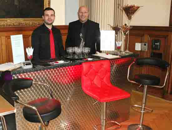 Andy Richards Mobile Bar Service   Party & Wedding Caterers ...